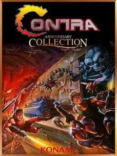 Постер Contra Anniversary Collection
