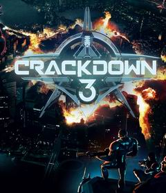 Постер Crackdown 3
