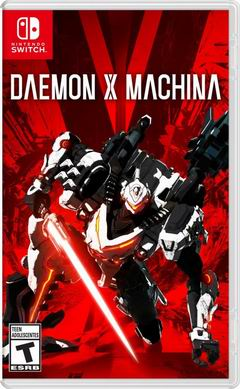Постер Daemon X Machina