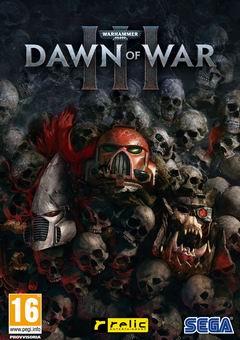 Постер Warhammer 40.000: Dawn of War III