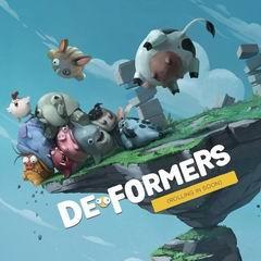 Постер Deformers