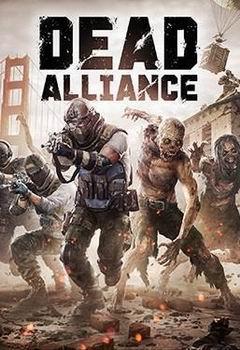 Постер Dead Alliance