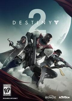 Постер Destiny 2