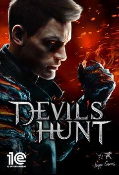 Постер Devil's Hunt