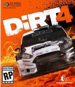 Постер DiRT 4
