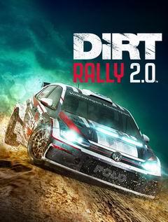 Постер DiRT Rally 2.0