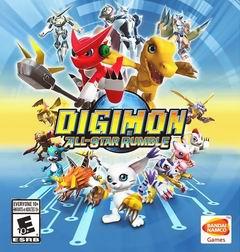 Постер Digimon All-Star Rumble