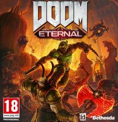 Постер Doom Eternal