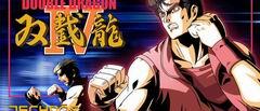 Постер Double Dragon IV