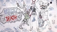 Постер Drawn to Death