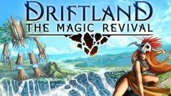 Постер Driftland: The Magic Revival