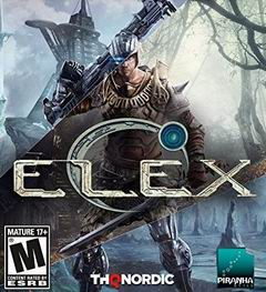 Постер Elex