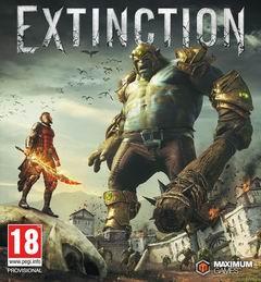 Постер Extinction