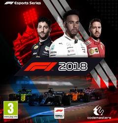 Постер F1 2018