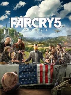 Постер Far Cry 5