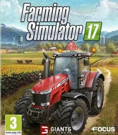 Постер Farming Simulator 17
