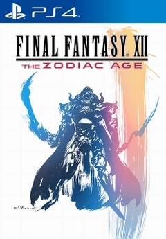 Постер Final Fantasy XII: The Zodiac Age