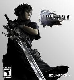 Постер Final Fantasy XV