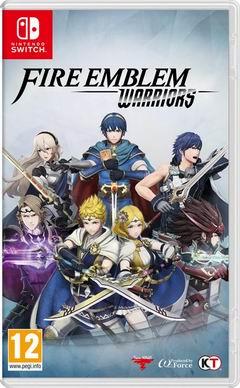 Постер Fire Emblem Warriors