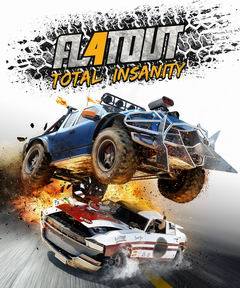 Постер FlatOut 4: Total Insanity
