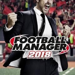 Постер Football Manager 2018