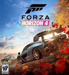 Постер Forza Horizon 4