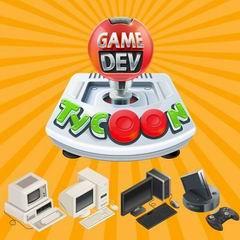 Постер Game Dev Tycoon