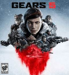 Постер Gears 5