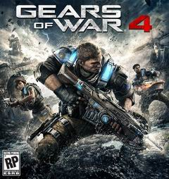 Постер Gears of War 4