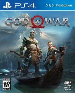 Постер God of War (2018)