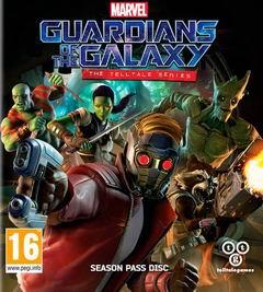 Постер Guardians of the Galaxy: The Telltale Series