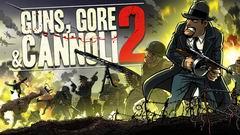 Постер Guns, Gore & Cannoli 2