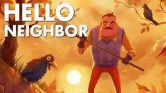Постер Hello Neighbor