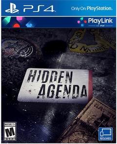 Постер Hidden Agenda