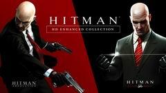 Постер Hitman HD Enhanced Collection