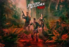 Постер Jagged Alliance: Rage!