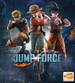 Постер Jump Force