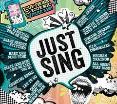 Постер Just Sing (2016)