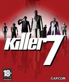 Постер Killer7
