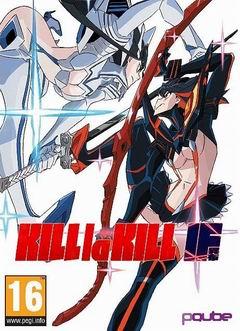 Постер Kill la Kill The Game: IF