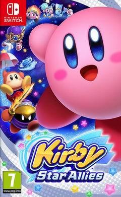 Постер Kirby Star Allies