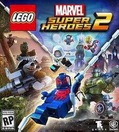 Постер LEGO Marvel Super Heroes 2