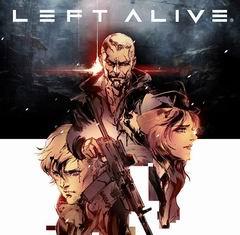 Постер Left Alive