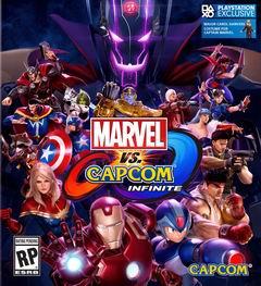 Постер Marvel Vs. Capcom Infinite