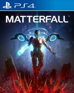 Постер Matterfall