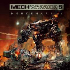 Постер Mechwarrior 5: Mercenaries