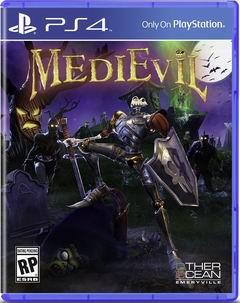 Постер MediEvil