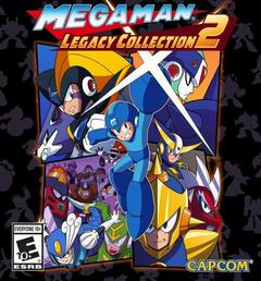Постер Mega Man Legacy Collection 2