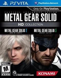 Постер Metal Gear Solid HD Collection