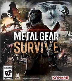 Постер Metal Gear Survive